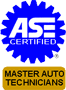 ASE (Automotive Service Excellence) Master Tech